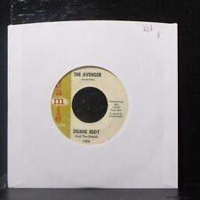 """Duane Eddy & The Rebels - The Avenger 7"""" VG+ Vinyl 45 Jamie 1206 USA 1961"""