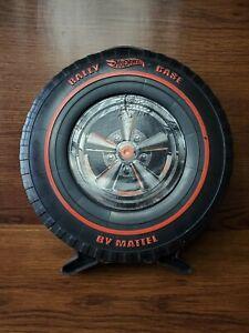 Vintage Hot Wheels Super Rally Case 1967 Redline 12 Car Carrier Storage Mattel