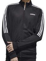 Adidas Men's Striped Full Zip SERE19 Training Track Jacket Black Size XL NWT