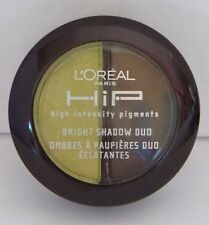 LOREAL HIP Eye shadow Eyeshadow Bright Shadow Duo - RIOTOUS 328 with mirror