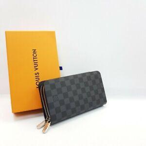 Louis Vuitton wallet canva - leather / men / purse