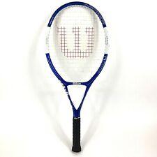 Wilson Ncode Npower Oversize Extra Long Tennis Racquet 4 5/8 Grip