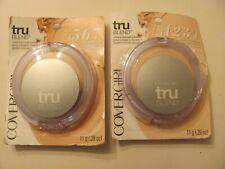 CoverGirl Trublend Mineral Pressed Powder, Translucent Light & Fair Mix Lot of 2