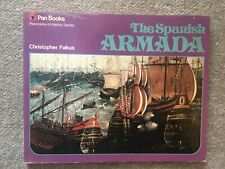 Pan Books - The Spanish Armada by Christopher Falkus - 1972