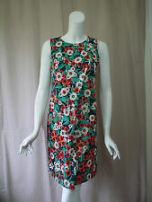 NWT New Nally & Mallie Floral Print Sleeveless Stretch Dress size S
