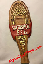 Snowshoe ESB Beer Tap Handle Visit my ebay store snow shoe