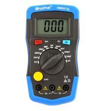 Portable Digital Capacitance Meter Capacitor Tester Measure Tool LCD Backlight