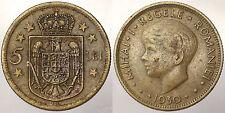 5 Lei 1930 KN Mihai I Romania #9594