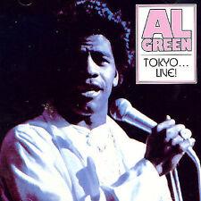 Al Green - Tokyo Live CD Hi Records UK Import
