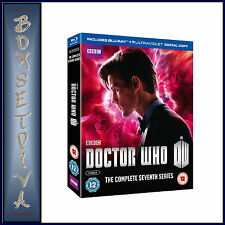 DOCTOR WHO - COMPLETE SEASON SERIES 7 - SEVENTH SERIES  **BRAND NEW BLU-RAY  **