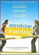 Sunshine Cleaning (Dvd, 2009) Brand New!