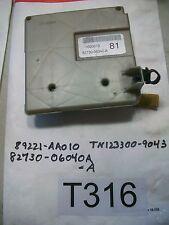02 03 04 05 Toyota  Camry Fuse Box Module Pt# 82730-06040   89221-AA010  #T316/2