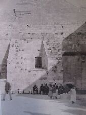 ANTIQUE CHURCH OF THE NATIVITY JERUSALEM BETHLEHEM JC RARE SNAPSHOT 1920s PHOTO