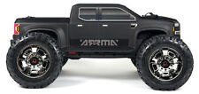 ARRMA RC NERO 6s Big Rock 4wd BLX MT 2.4ghz schwarz RTR 1 8