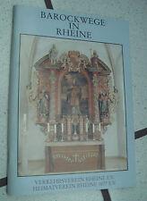 Barockwege in Rheine - Ein Führer von R. Breiomg & K.-L. Mengels