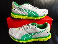 Puma Faas 600/weiß/grün/gelb/Größe 41