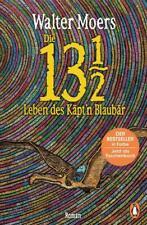 Die 13 1/2 Leben des Käpt'n Blaubär - Walter Moers - 9783328105626 PORTOFREI