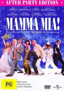 Mamma Mia: After Party DVD