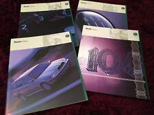 Skoda Octavia Brochure Set 2000 - UK Issue + 3 Prices & Specs booklets