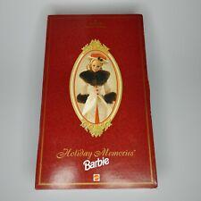 1995 Hallmark Special Edition Barbie Holiday Memories Authentic NIB 14106