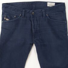 Mens Diesel DARRON 008QU Slim Tapered Regular Fit Blue Jeans W34 L34
