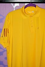 AUDEMARS PIQUET AP VIP Gift Collectors Polo Shirt Men Yellow NWT!! WOW!!
