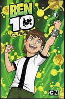 Ben 10 Classics TPB 2013 DC Comics Cartoon Network Action Pack IDW Comics OOP