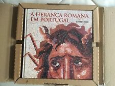Portugal CTT Book with stamps - Roman Heritage In Portugal