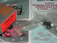SilverLine Tameo 1:43 KIT SLK 018 Brabham Alfa Romeo BT45C Argentina GP 1978 NEW