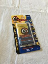 NIB Rumble Robots Power Cards Booster Pack 11 Cars Set