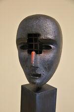 Kosta Boda Bertil Vallien - HEAD - UNIKAT Kunstobjekt signiert NEU unbenutzt