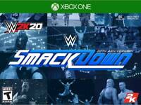 WWE 2K20 SmackDown 20th Anniversary Edition - Xbox One