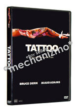 TATTOO (1981) DVD Bruce Dern Maude Adams Cynthia Nixon CULT NTSC RARE!