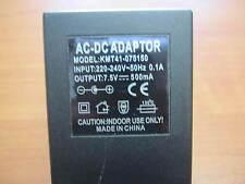 AC adapter Model KMT41-075150 Output 7.5V----500mAh