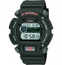 Casio G-Shock Men's Quartz Chronograph Black Resin Band 48.5mm Watch DW9052-1V
