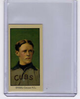 Johnny Evers, Chicago Cubs, Monarch Corona T206 Centennial reprint #16