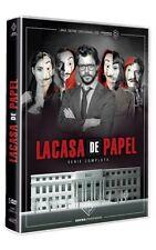 España,primera temporada de LaCasa De Papel.5Dvd.
