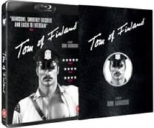 Tom of Finland (Jakob Oftebro, Jessica Grabowsky) New Region B Blu-ray