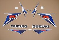 GSX-R 600 2012 complete decals stickers graphics kit set l2 l3 наклейки adesivi
