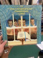 The Temptations – The Temptations' Christmas Card LP. 1970 VG+