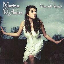 Mon petit chemin - Marina d'Amico - CD NEUF sous blister