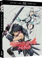 Hundred: The Complete Series [New Blu-ray] With DVD, Boxed Set