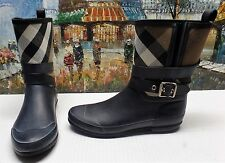 Burberry 'Holloway' Rain Boot - Size 39 - $295