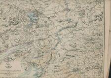 More details for map railway c.1860  killarney lakes   po.122