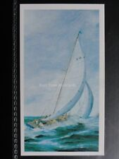 No.24 CONTEMPORARY YACHT - Golden Age of Sail - John Player DONCELLA T8 1978