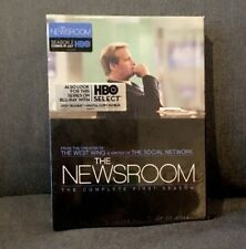 The Newsroom DVD Box Set NEW Season 1 Complete First Season HBO West Wing