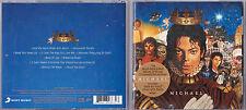 "CD 10T MICHAEL JACKSON ""MICHAEL"" DE 2010 TBE"