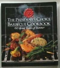 The Presidents Choice Barbecue Cookbook 150 Great