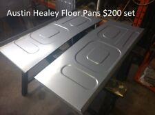 Austin Healey floor pans 100-4 100-6 3000