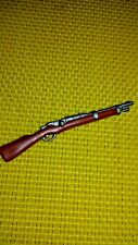 PLAYMOBIL WESTERN 1 FUSIL CARABINE PIRATE - OLD WEST SOLDAT ANGLAIS - VINTAGE -